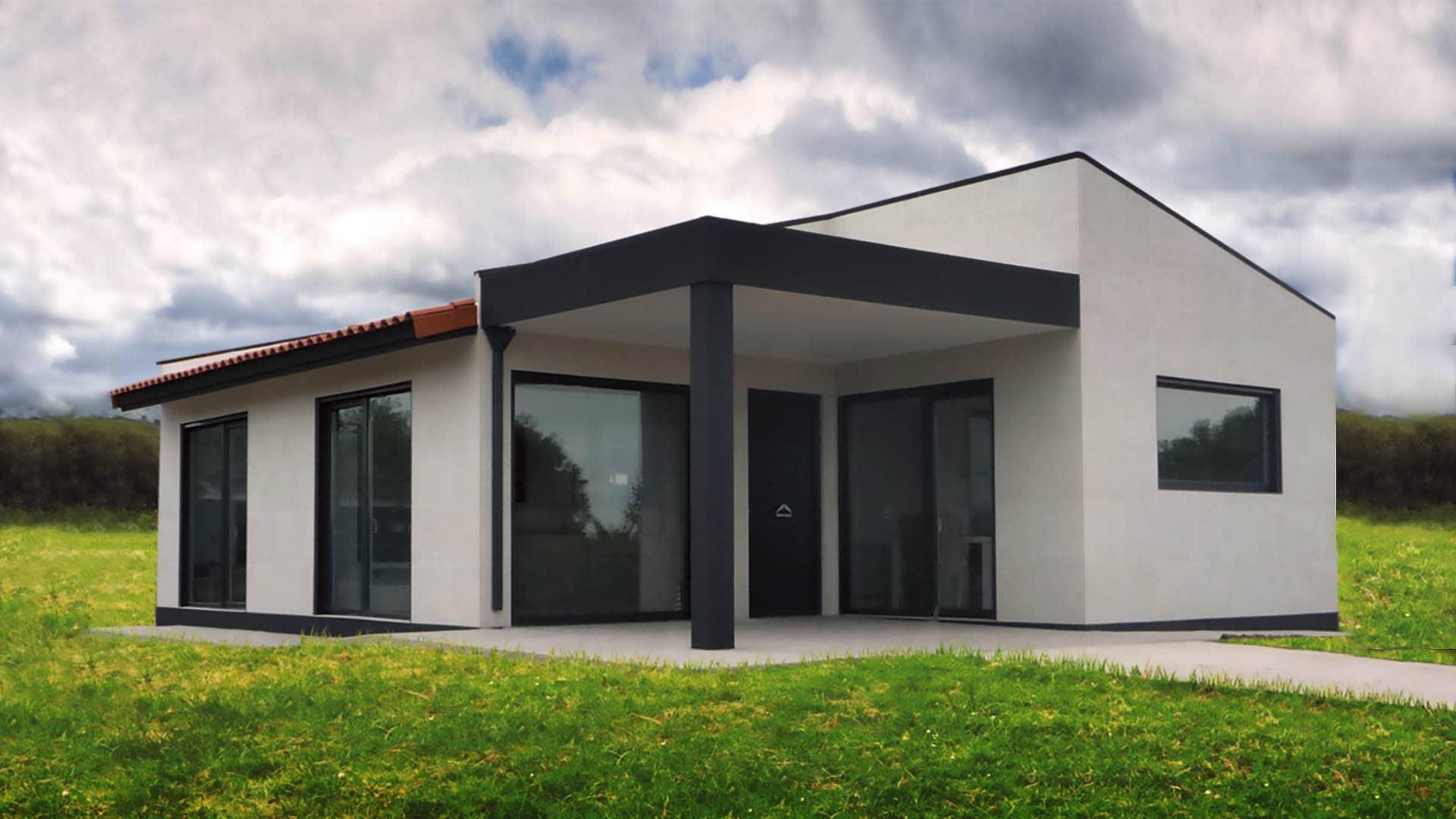Casas prefabricadas y casas modulares cofitor for Catalogo casas prefabricadas