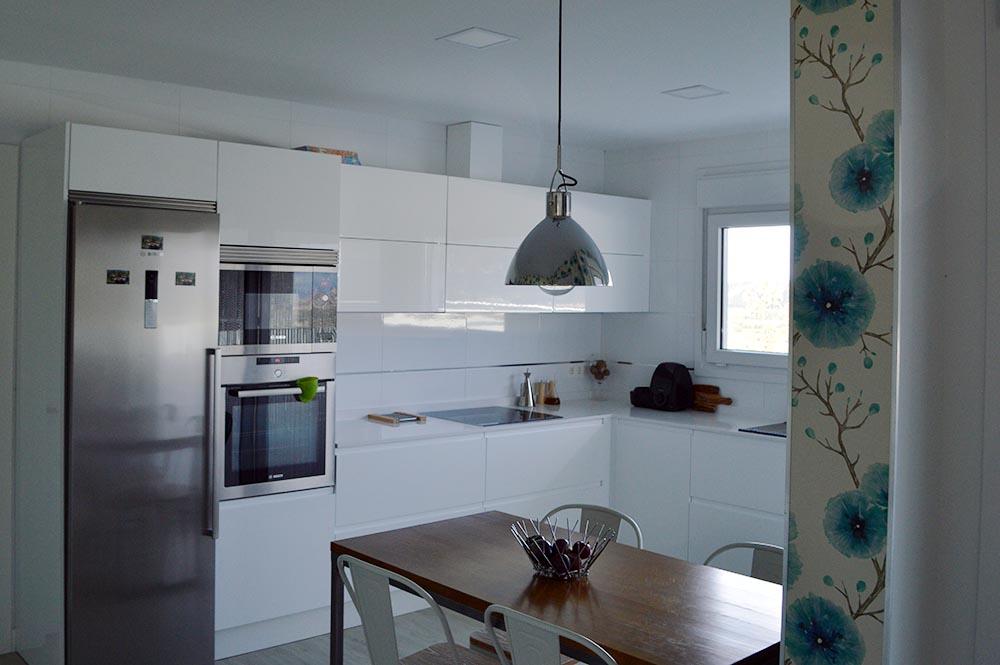 Cocina - Casa prefabricada Elegance