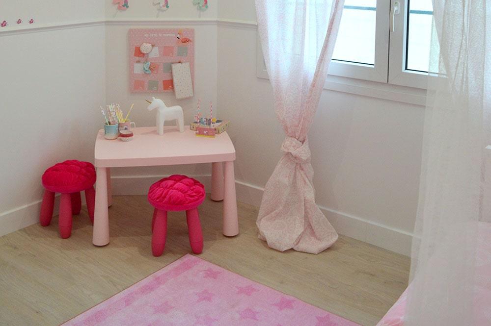 Habitación infantil - Casa prefabricada Vanguardista