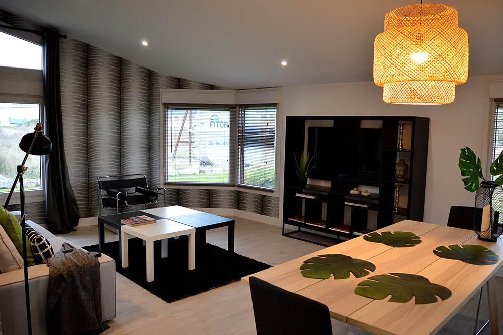 Casas prefabricadas y casas modulares cofitor - Interiores de casas prefabricadas ...