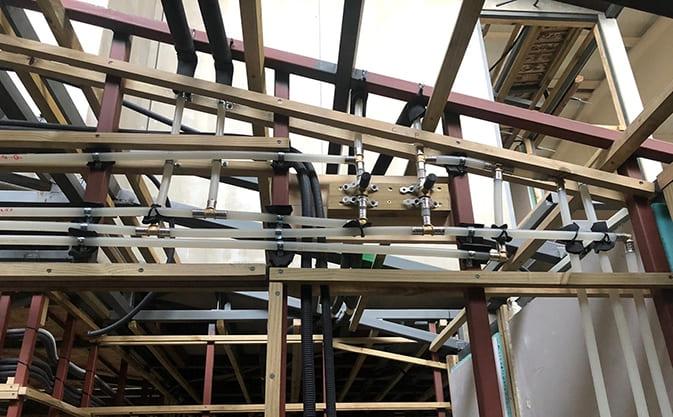 Control de calidad de una casa prefabricada