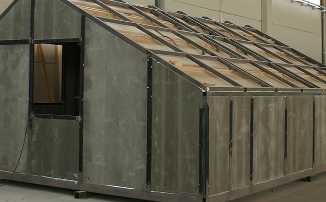 La importancia de materiales derivados del hormigón en nuestras casas prefabricadas