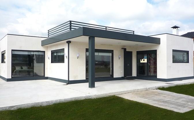 Casas prefabricadas en liquidación