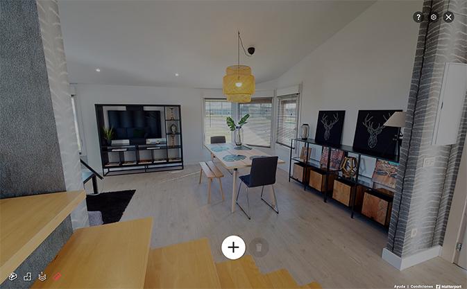 Un paseo virtual por nuestras casas prefabricadas