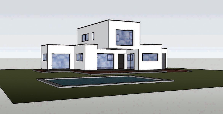 Casa prefabricada Vanguardista II