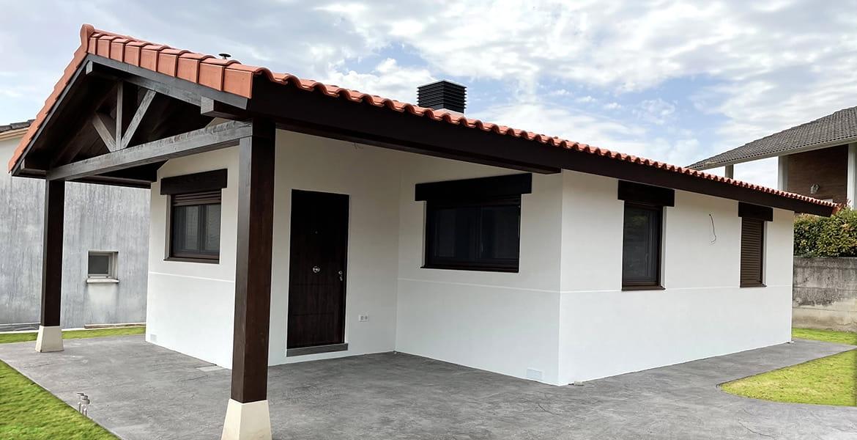 Casa prefabricada 50 m2