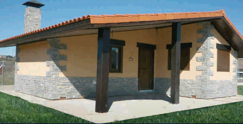 Casa prefabricada Paraca