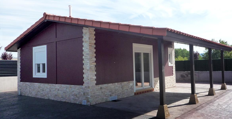 Casa prefabricada 50m2