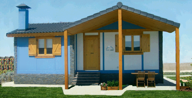 Casa prefabricada Iregua