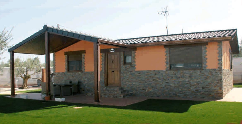 Casa prefabricada Rioja Baja