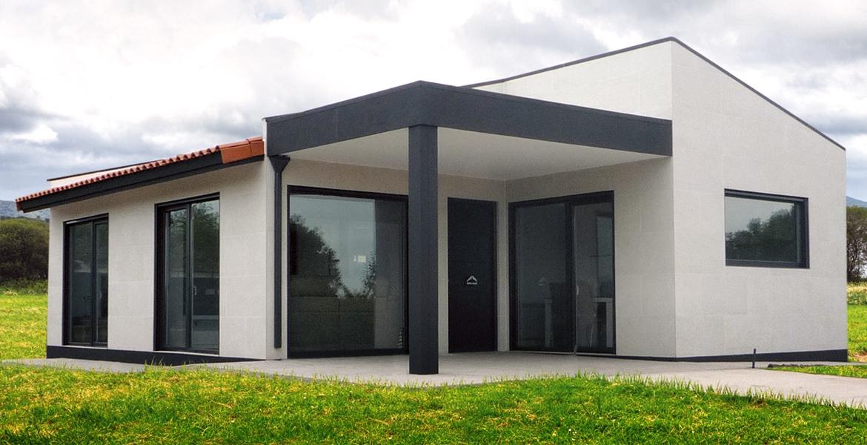 Casa prefabricada 60m2