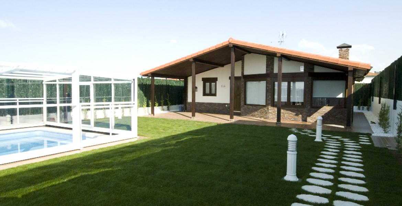 Casa prefabricada Carrascales