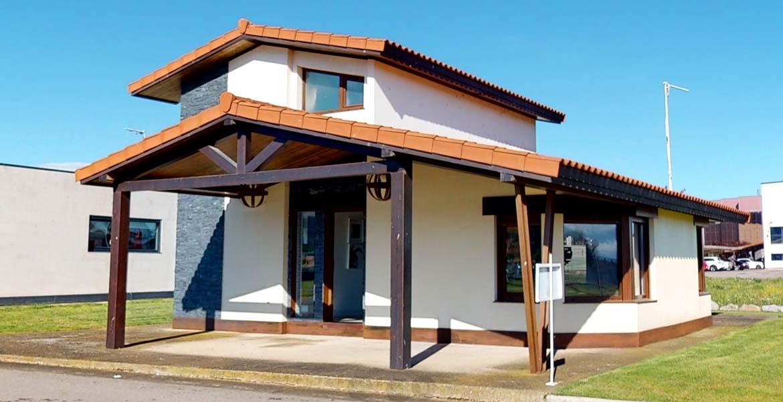 Casa prefabricada Boquera