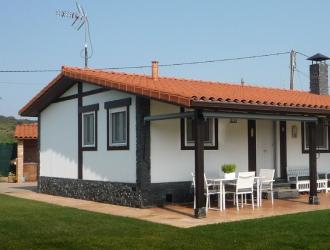 Casa prefabricada 80 m2