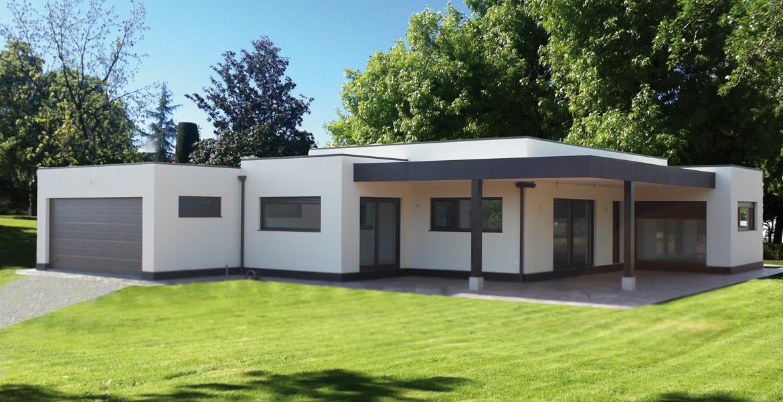 Casa prefabricada Cubique