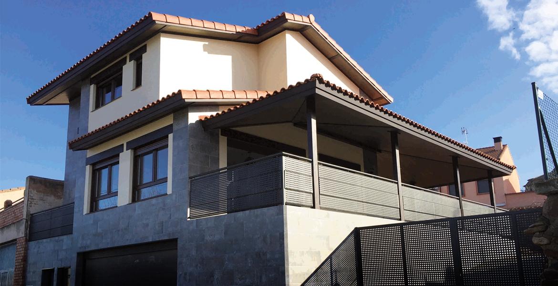 Casa prefabricada Rioja Alta