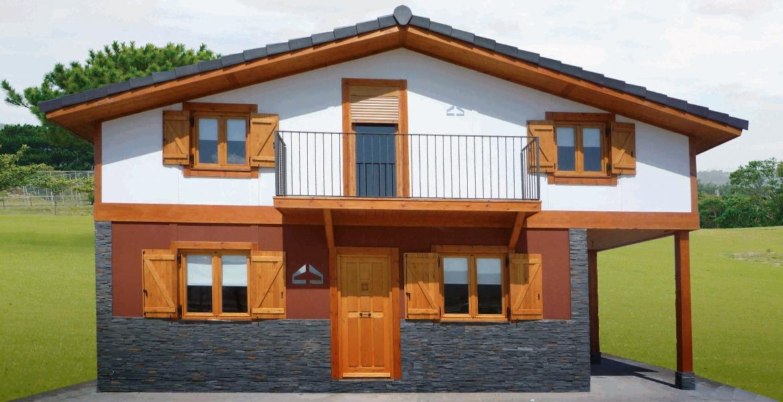 Casa prefabricada Juncal