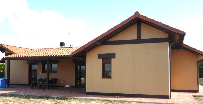 Casa prefabricada Altube