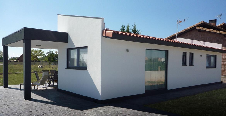 Casa prefabricada 90 m2