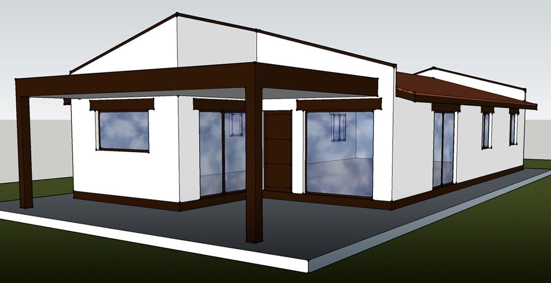 Casa prefabricada 100 m2