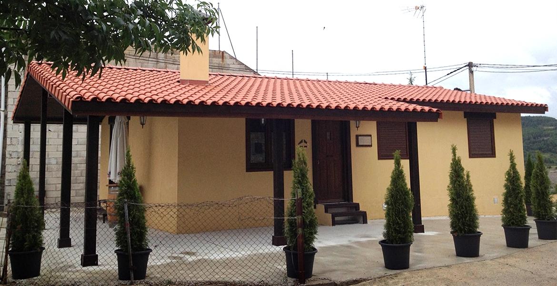 Casa prefabricada 120 m2