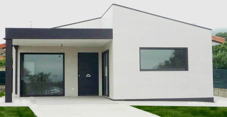 Casa prefabricada Deluxe Roof