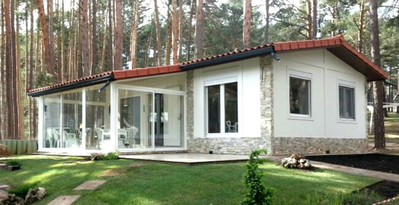Casa prefabricada Estándar 55 m2