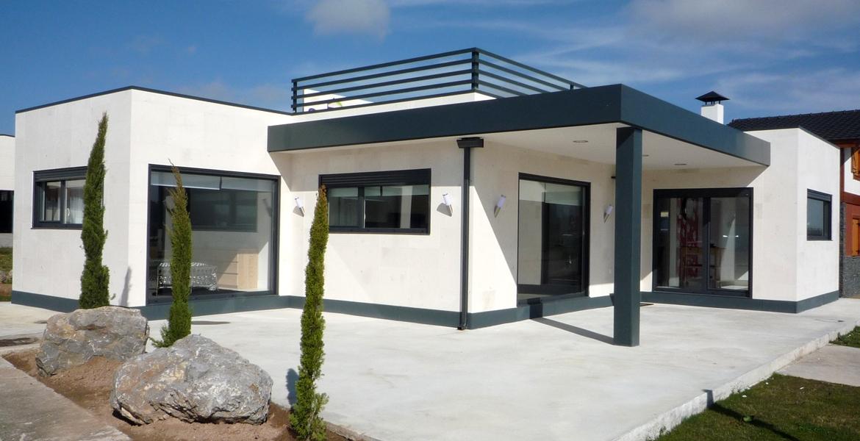 Casa prefabricada Vanguardista