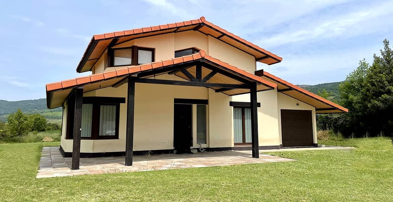 Casa prefabricada 190 m2 a medida