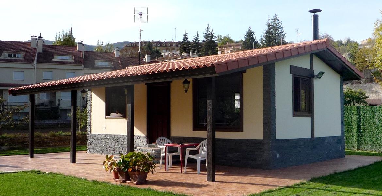 Casa prefabricada Estándar 40 m2
